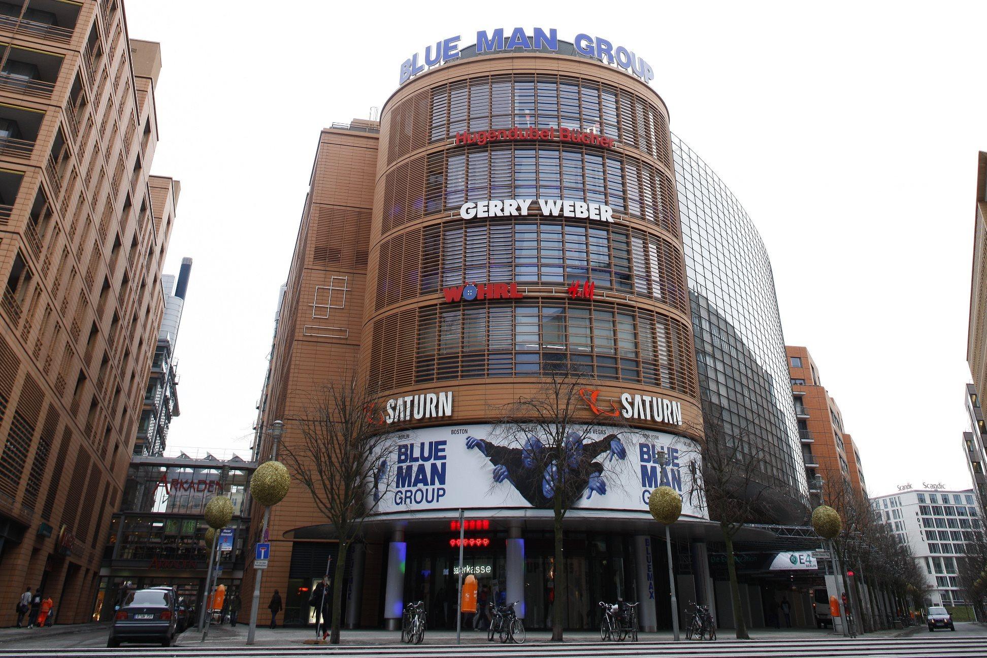 Stage Bluemax Theater Berlin Best Western Plus Hotel Steglitz