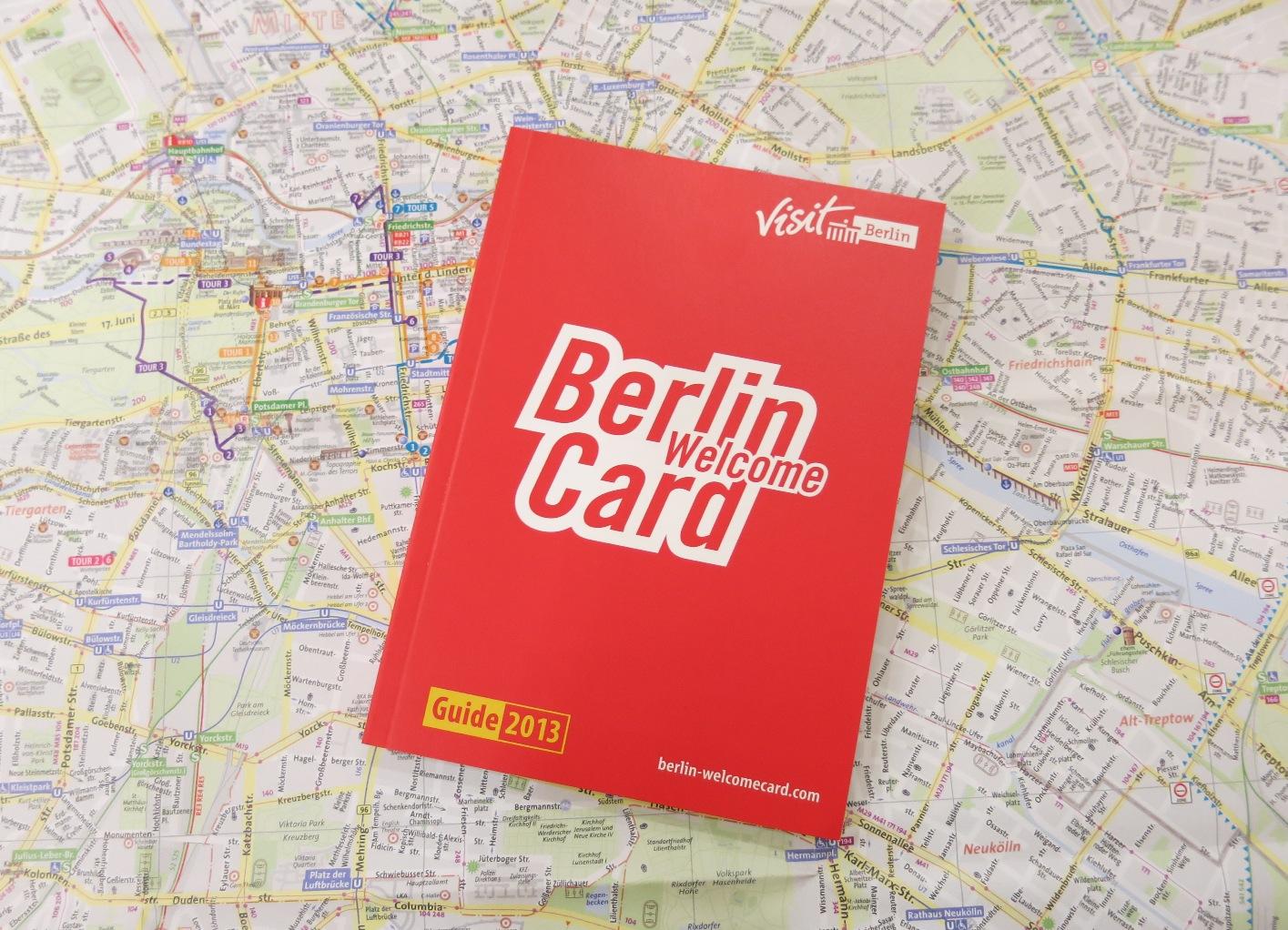 Berlin Attractions Pass | Berlin WelcomeCard all inclusive