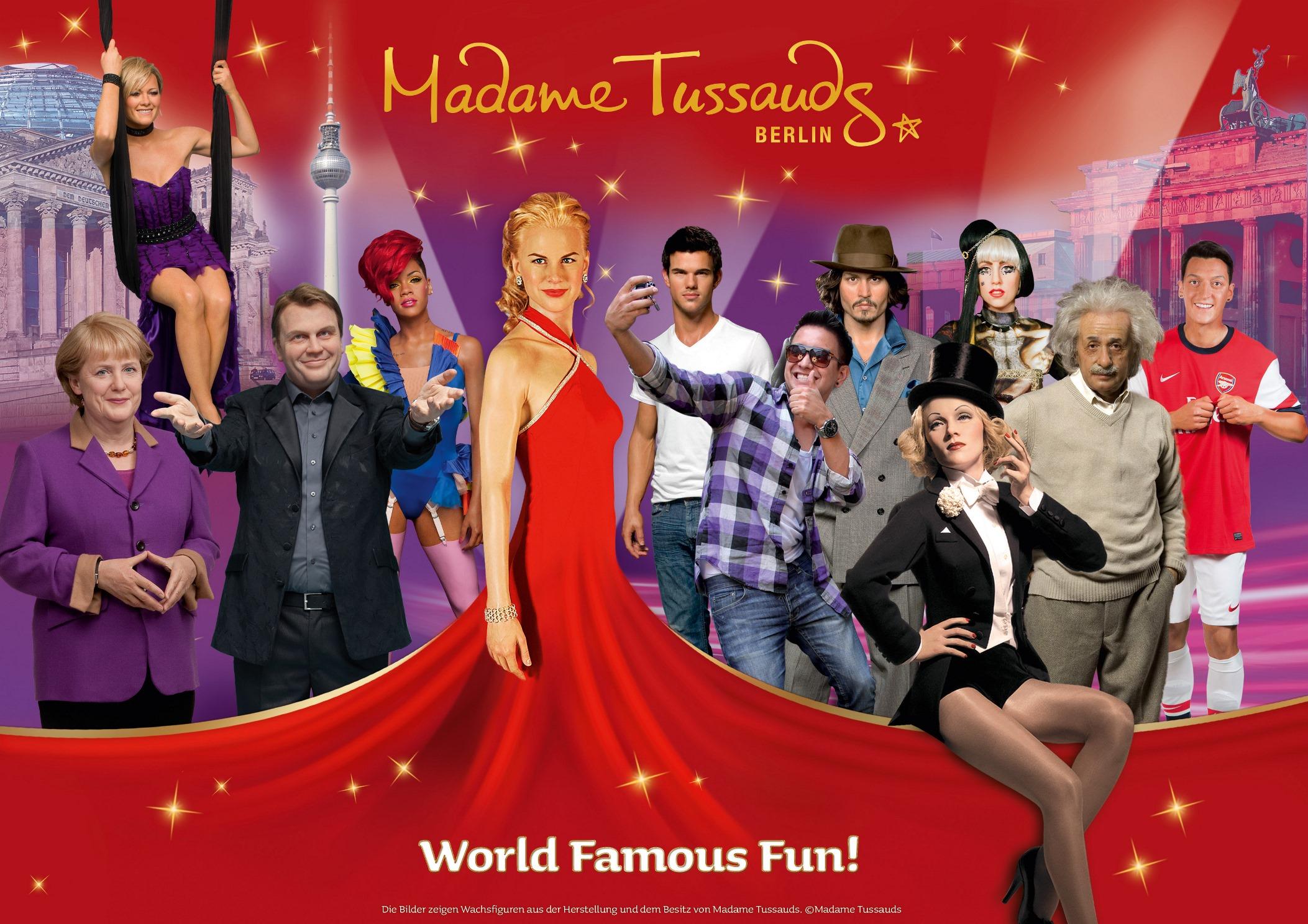 Madame Tussauds Berlin* BEST WESTERN PLUS Hotel Steglitz ...